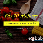 10 mejores comidas para bebes