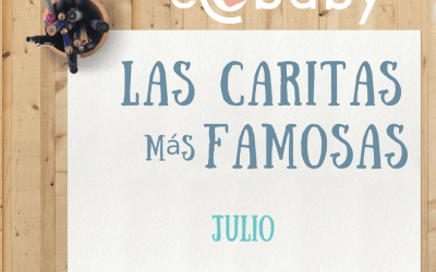 Las Caritas más famosas de Julio
