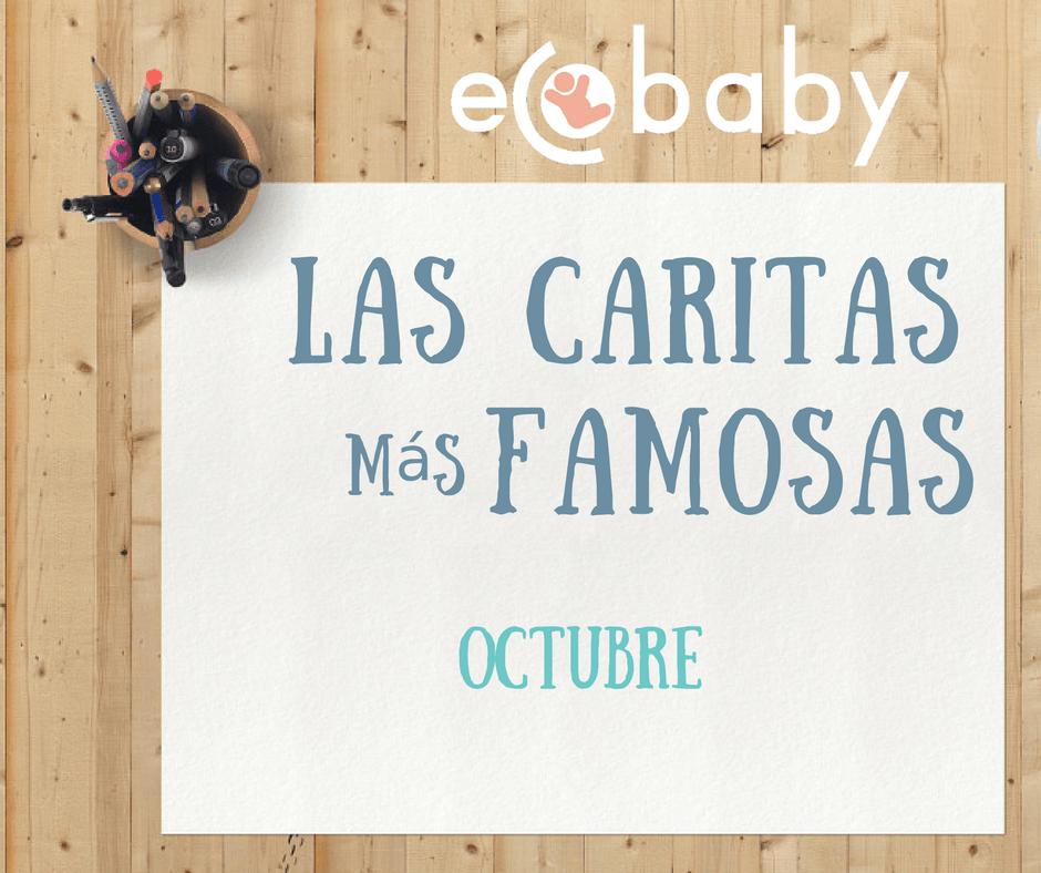 Las Caritas más famosas de Octubre