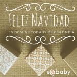 Feliz Navidad de parte de la familia Ecobaby
