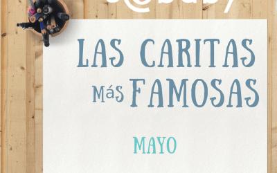 Las Caritas más famosas de Mayo