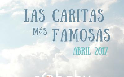 Galeria, las caritas más famosas de este Abril 2017