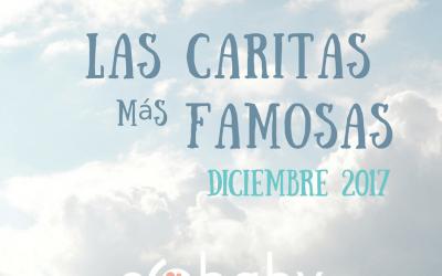 Galeria, las caritas más famosas de este Diciembre 2017