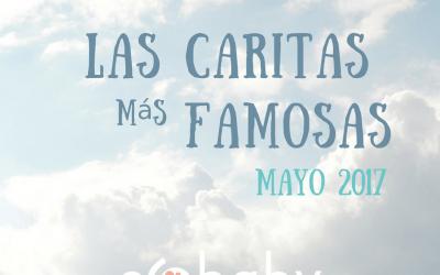 Galeria, las caritas más famosas de este Mayo 2017
