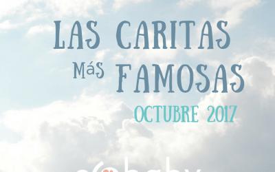 Galeria, las caritas más famosas de este Octubre 2017