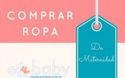 comprar ropa de maternidad