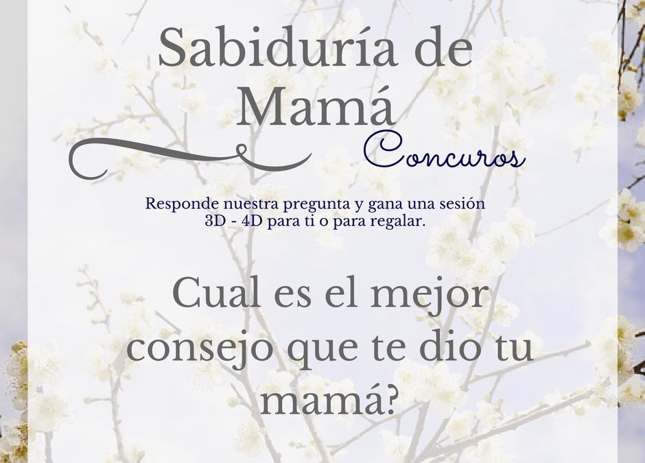 Concurso mes de la madre