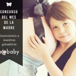 Ganadora del concurso mes de la madre