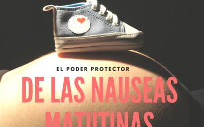 El poder protector de las nauseas matutinas