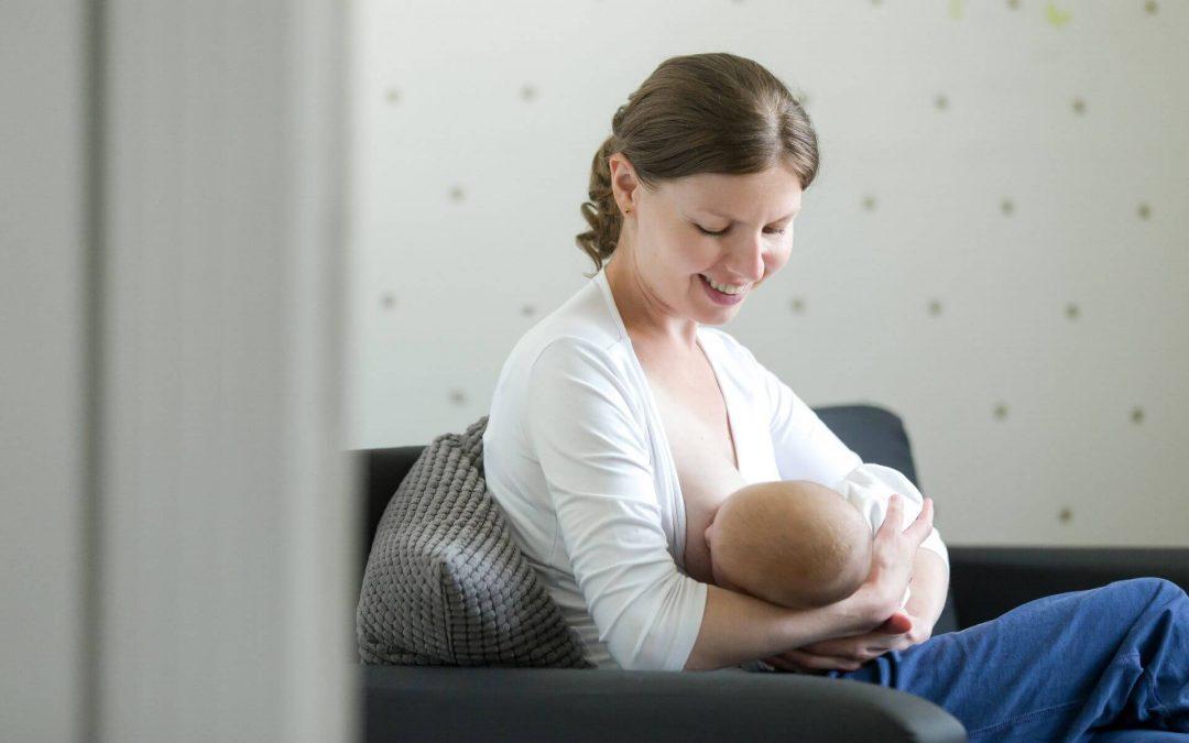 Aumenta tu producción de leche materna