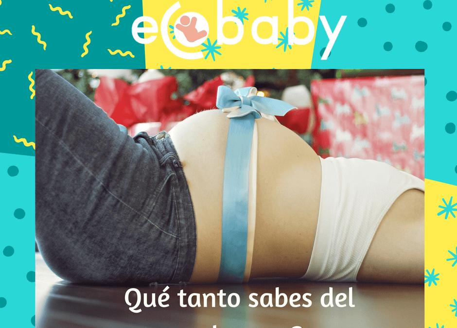 Que tanto sabes del embarazo?